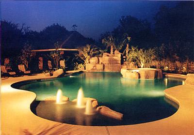 swimming pool backyard ideas photo - 1