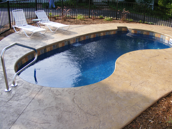 swimming pool backyard ideas photo - 3
