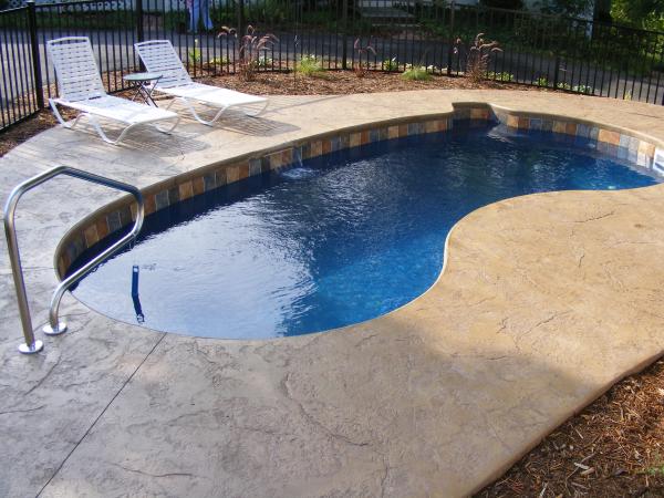 swimming pool backyard ideas photo - 3