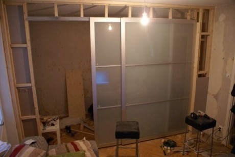 temporary wall dividers ikea photo - 6