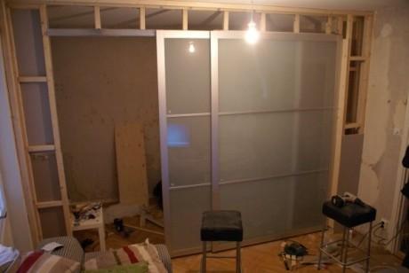 temporary wall dividers ikea photo - 6