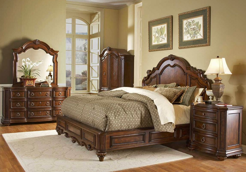 traditional bedroom styles photo - 4