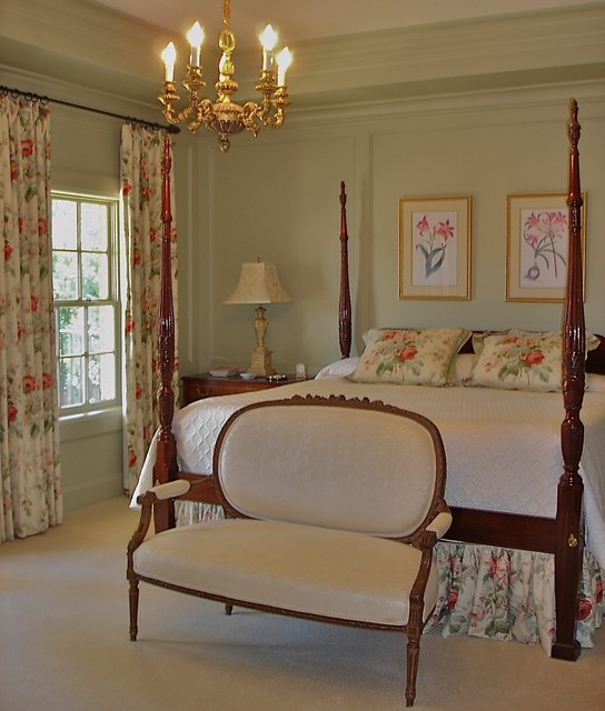 traditional english bedroom ideas photo - 1