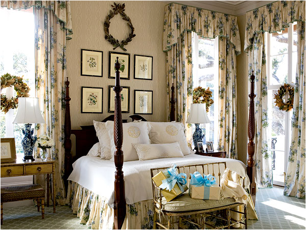 traditional english bedroom ideas photo - 2