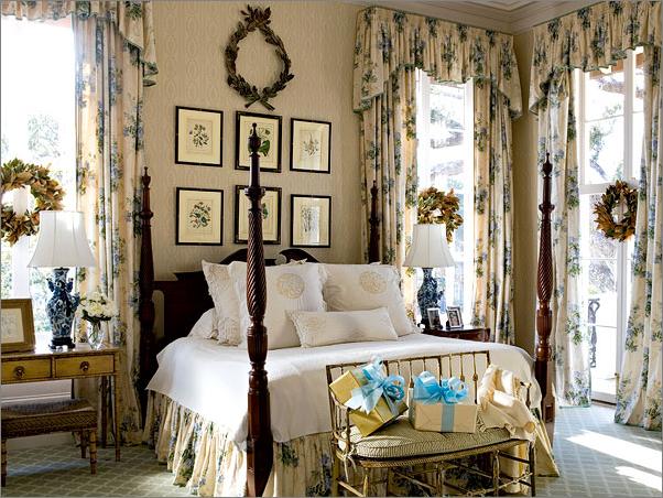 traditional english bedroom ideas photo - 2