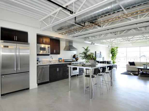 urban kitchen design ideas photo - 3
