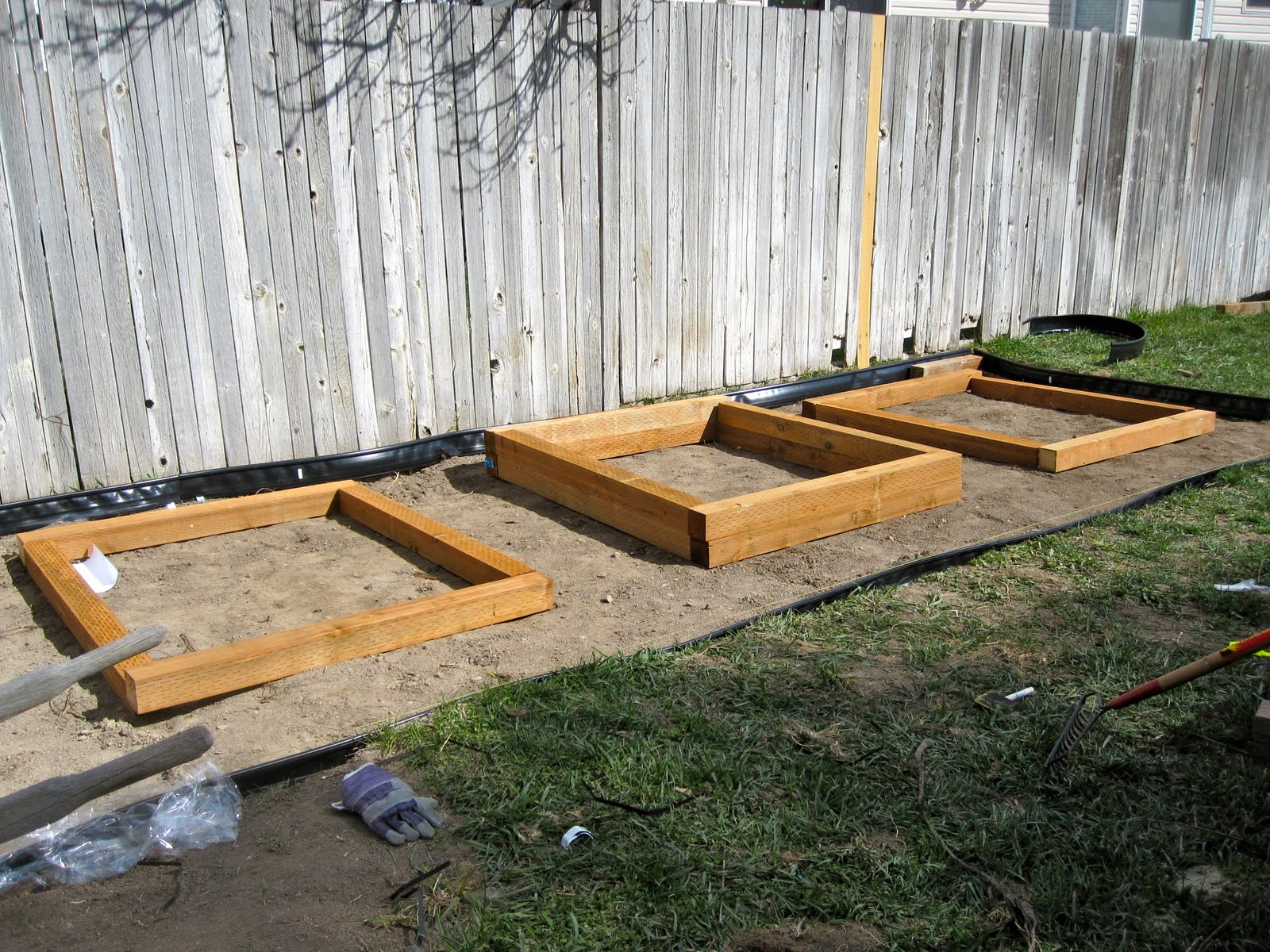 vegetable garden box ideas photo - 4