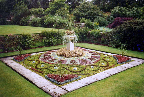 victorian garden design ideas photo - 2