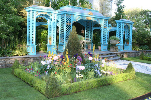 victorian garden design ideas photo - 5