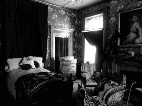 victorian gothic bedroom furniture photo - 6