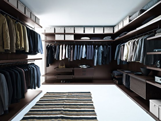 walk in closet designs for a master bedroom photo - 2