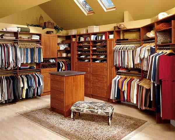walk in closet designs pictures photo - 5