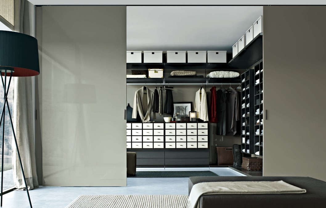 walk in closet door ideas photo - 6