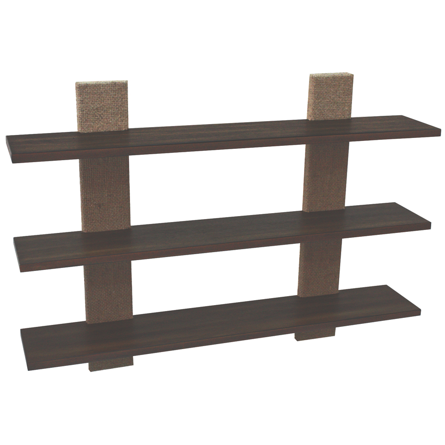 wall mounted shelves lowes photo - 1