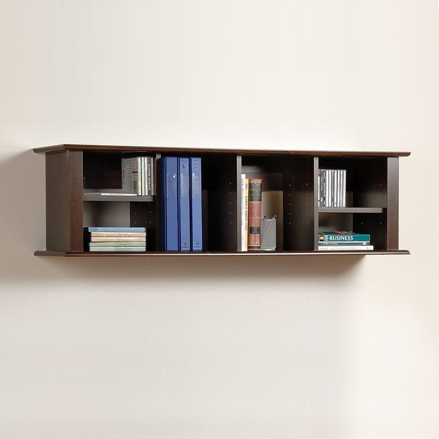 wall mounted shelves lowes photo - 5