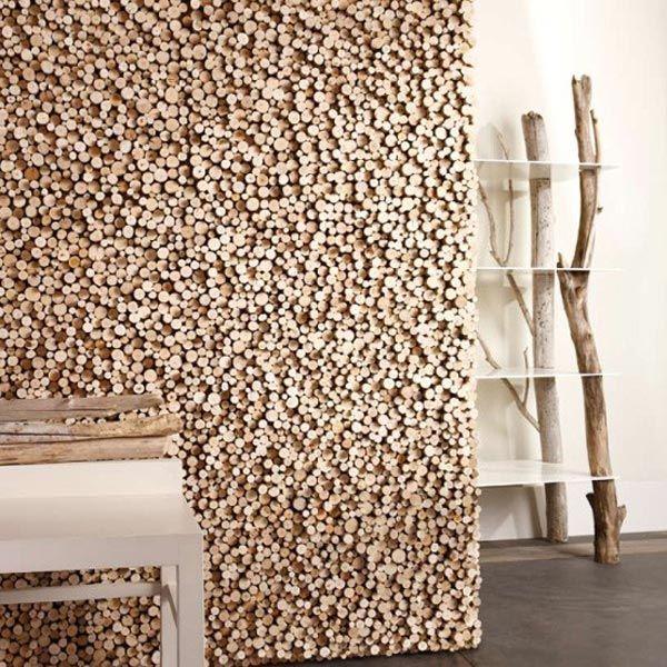 wood wall design ideas photo - 5