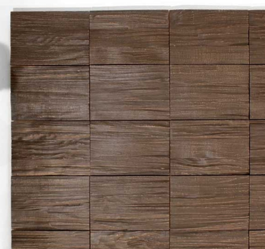 wood wall panel design photo - 3